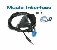 Music Interface Klinke - Mini ISO Audi VW Seat Skoda