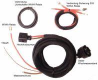 Kabelsatz Scheinwerferreinigungsanlage Golf 4 + Geber