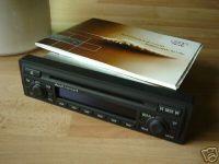 Audi Radio CD Concert 2, A2, A6, TT auch für A4 B5