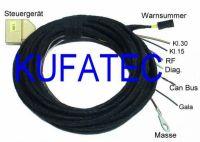 Kabelsatz PDC Steuergerät  Zentralelektrik Polo 9N3