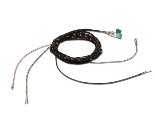 Wiring harness rearview camera BMW 5 Series F10, F1 on