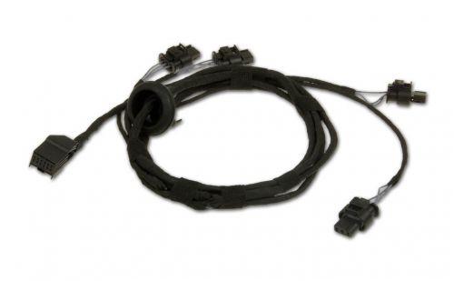 Pdc Park Distance Control Rear Sensor Harness Vw Polo 6r