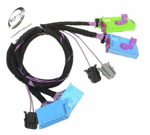 kabelbaum kabelsatz adapter golf 4 tacho in polo vw 6n. Black Bedroom Furniture Sets. Home Design Ideas