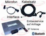 Handyvorbereitung Bluetooth Audi A3 8P, 8PA, Cabrio