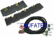 Nachrüst-Set TV-Antennenmodule Audi A3 8P/ 8PA