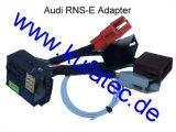 RNS E Adapter Audi