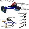 Audi Bundle Adapter Radio- Navigationseinheit BNS 5.0, Concert 3