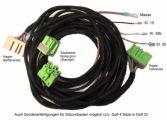 Kabelsatz Sitzheizung Audi TT 8N