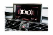Komplett-Set Audi Einparkhilfe plus Front  Heck - A7 4G