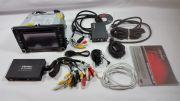 ZENEC ZE-MC2000 + ZE-NA2000 Navigation, Bluetooth, Golf V, Passa
