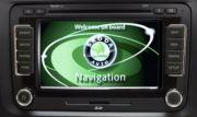Skoda Columbus Touchscreen Navigation für Oktavia, Fabia, SuperB