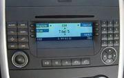 Mercedes Benz APS50 APS 50 CLK-Klasse W209 mit Antenne