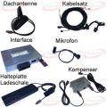Handyvorbereitung Bluetooth Audi A3 8P & 8PA