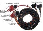 Kabelsatz Sitzverstellung und Sitzheizung Seat Leon 1M