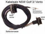 Kabelbaum Kabelsatz Nebelscheinwerfer NSW VW Polo 6N