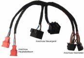 Kabelsatz Sitzheizung Relais zu Heizmatten VW Polo 6N