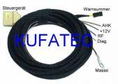 Kabelsatz PDC Steuergerät  Zentralelektrik Bora